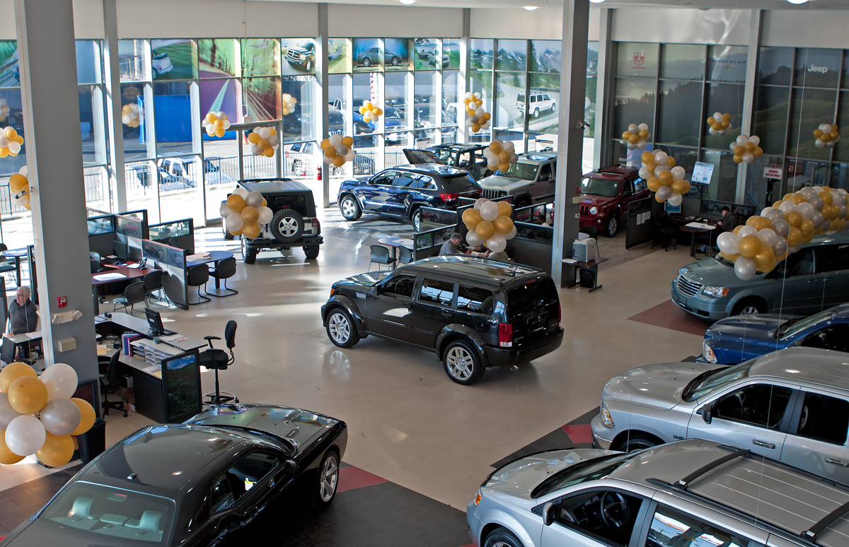 Jeep India Opens Its First Showroom In Ahmedabad